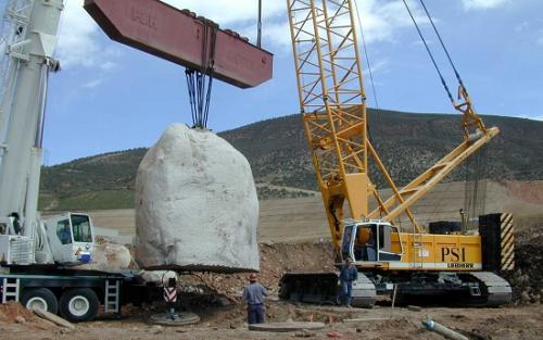 Setting Potato Head Rock